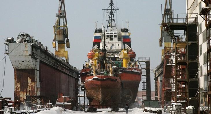 越南参与俄罗斯远东地区造船项目的前景 - ảnh 1