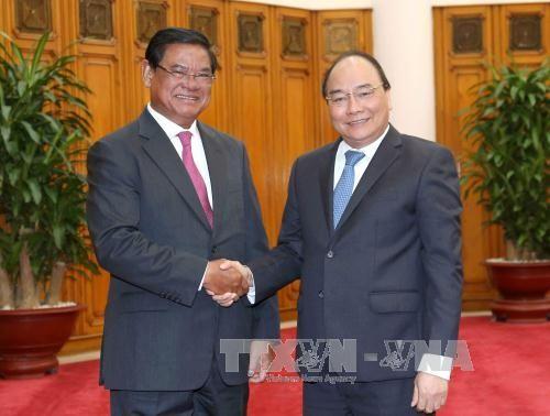越南希望巩固与柬埔寨的全面关系 - ảnh 1