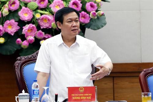 越南政府副总理王庭惠主持召开可持续减贫中央指导委员会会议 - ảnh 1