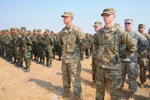 """柬埔寨推迟与美国的""""吴哥哨兵""""联合军演 - ảnh 1"""