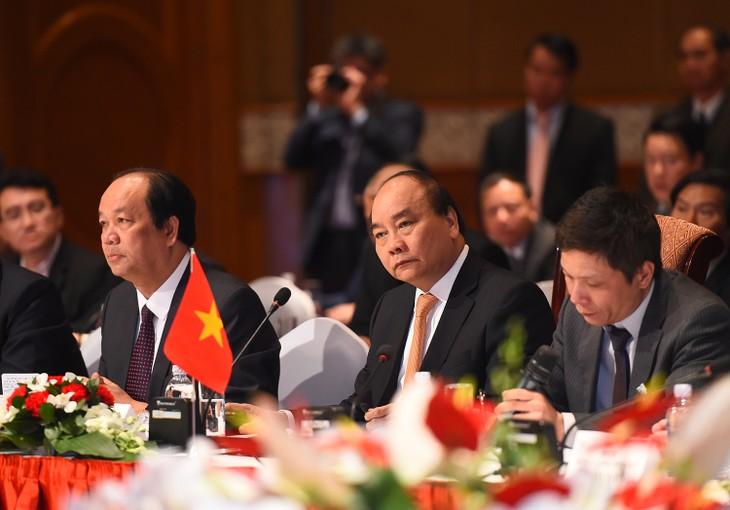 日本企业一向希望为越南经济发展做出贡献 - ảnh 1