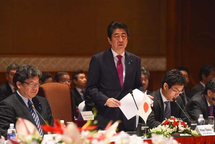 日本企业一向希望为越南经济发展做出贡献 - ảnh 2