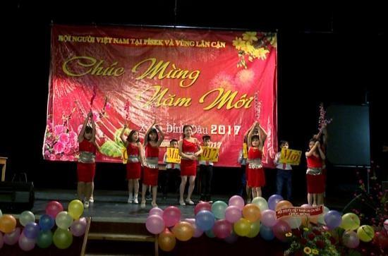 旅居捷克越南人喜迎新春 - ảnh 1