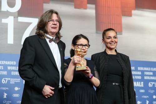 《肉与灵》荣获第67届柏林电影节金熊奖 - ảnh 1