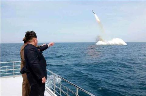 韩国:朝鲜再发射一枚导弹 - ảnh 1
