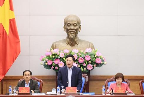 2017年APEC系列会议国家筹备委员会召开第7次全体会议 - ảnh 1