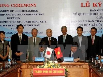 越南与日本推动在多个领域的深广合作 - ảnh 1