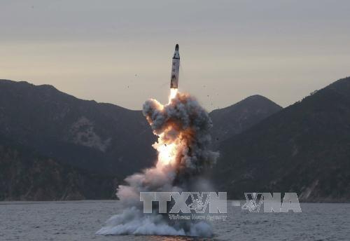 美国将测试拦截朝鲜导弹能力 - ảnh 1
