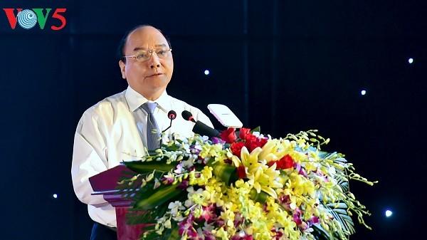 阮春福开始对柬埔寨进行正式访问 - ảnh 1