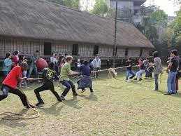 越南民族学博物馆举行多项民间娱乐活动 - ảnh 1