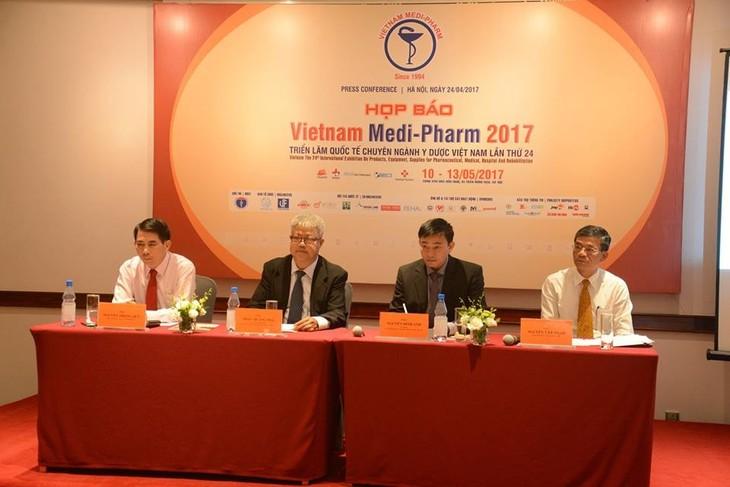 第24届越南国际医药医疗设备展即将举行 - ảnh 1