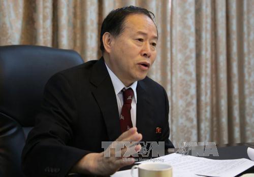 朝鲜和俄罗斯讨论朝鲜半岛紧张局势 - ảnh 1