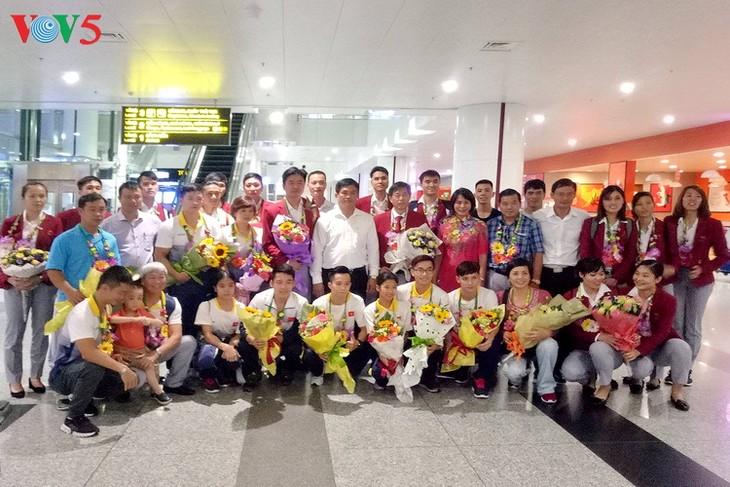 越南在第29届东运会上稳居第二位 - ảnh 1