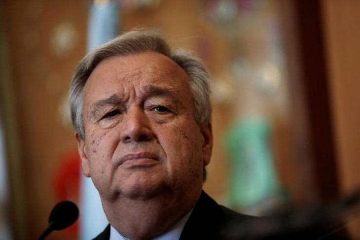 联合国秘书长古特雷斯对朝鲜导弹与核计划深表担忧 - ảnh 1
