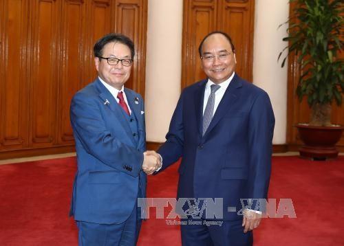 越南政府支持日本投资者在越顺利兴业并为此创造一切便利条件 - ảnh 1
