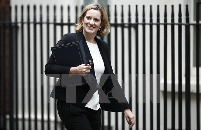英脱欧:英国将向欧盟提出新安全条约 - ảnh 1