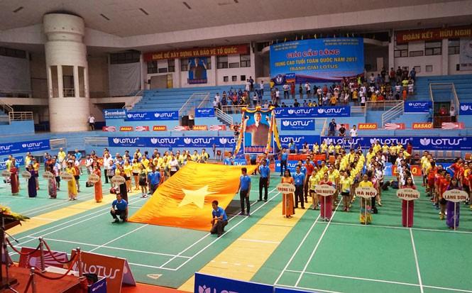越南各地举行多项活动纪念国际老年人日 - ảnh 1