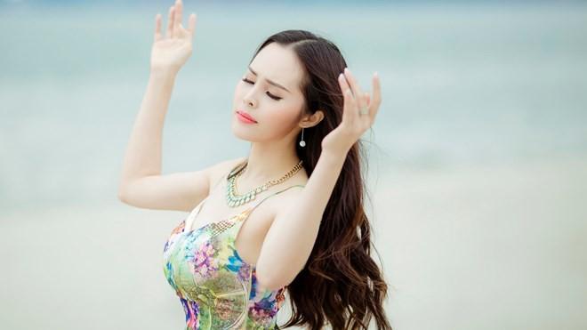 业余歌手黎贞和她演唱的歌 - ảnh 1