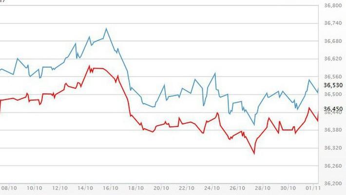 10月31日越南经济和股市情况 - ảnh 1