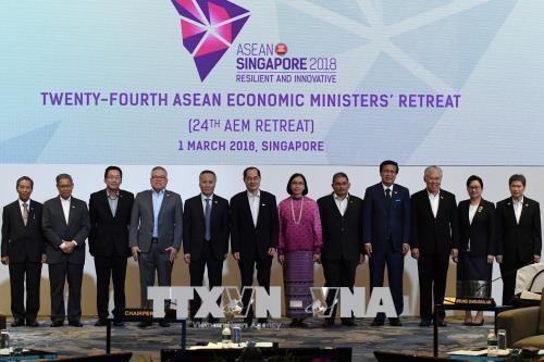东盟优先推动越南-东盟经济合作 - ảnh 1