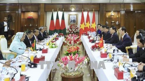 陈大光:越南与孟加拉国企业要提出创新构想  为双边贸易与投资关系注入新动力 - ảnh 1
