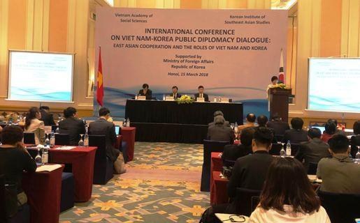 进一步发挥越南与韩国在东亚地区一体化进程中的作用 - ảnh 1