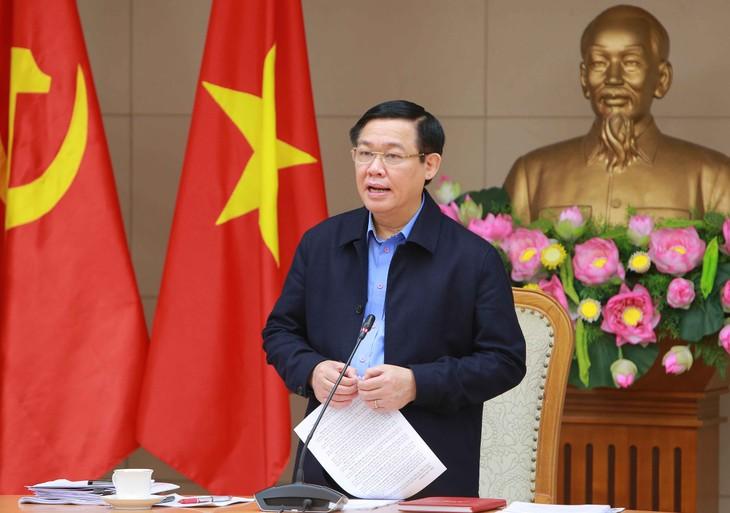 王庭惠:2018年政府将有效控制通胀 - ảnh 1