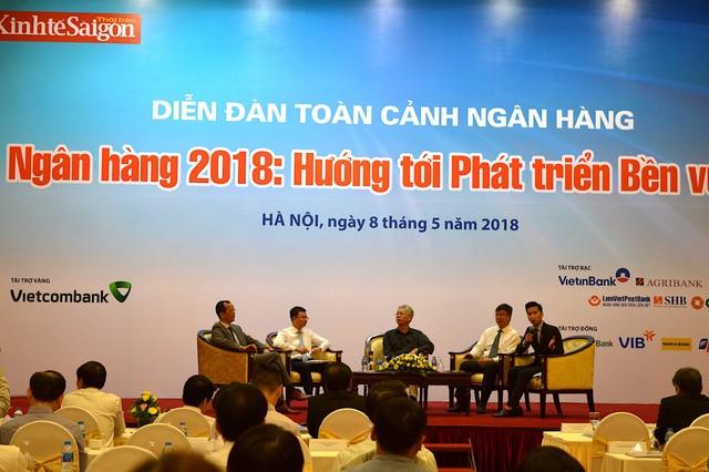2018年银行部门全景论坛:面向可持续发展 - ảnh 1