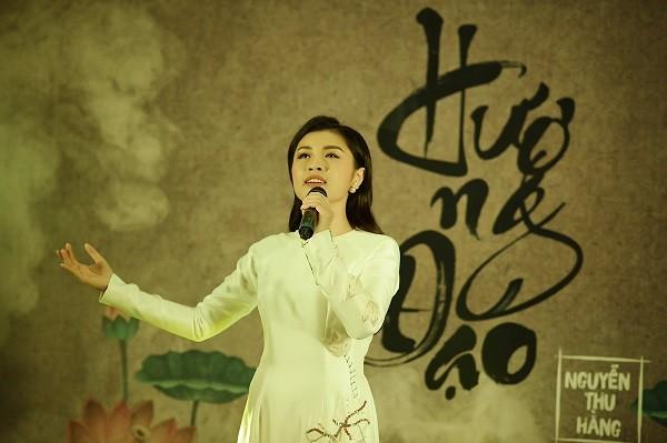 女歌手秋姮及其新专辑《香道》 - ảnh 1