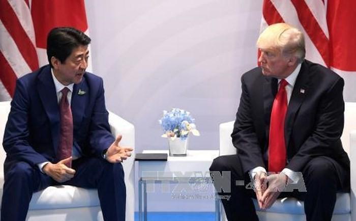日本希望将朝鲜绑架日本公民问题列入美朝首脑会谈的议事日程 - ảnh 1