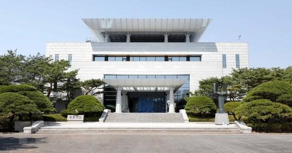 """韩朝同意在板门店韩方一侧""""和平之家""""举行高级别会谈 - ảnh 1"""