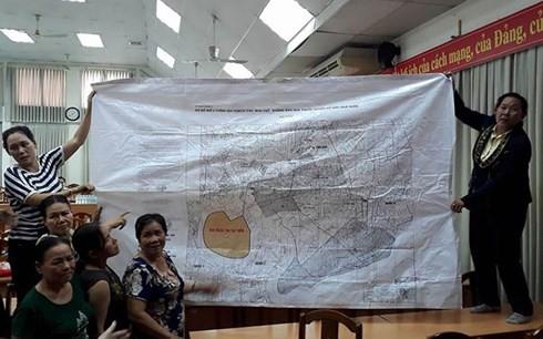 阮春福指导解决首添新都市区居民投诉问题 - ảnh 1