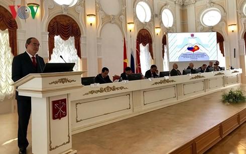 胡志明主席诞辰128周年纪念活动在捷克和俄罗斯举行 - ảnh 2