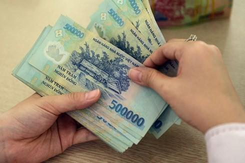 越共中央关于工资政策改革的决议颁布 - ảnh 1