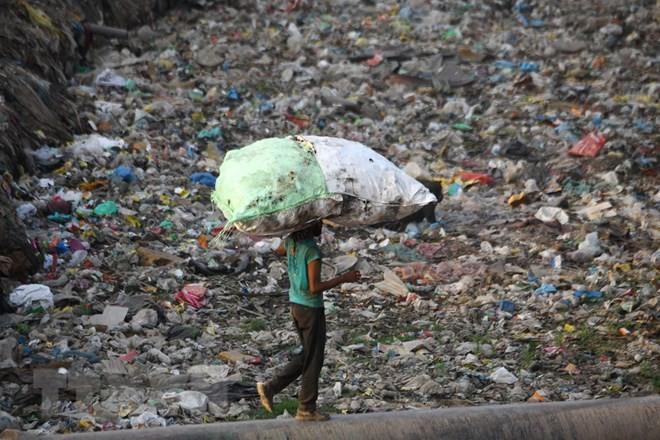 世界环境日:联合国呼吁严格控制塑料袋的使用 - ảnh 1