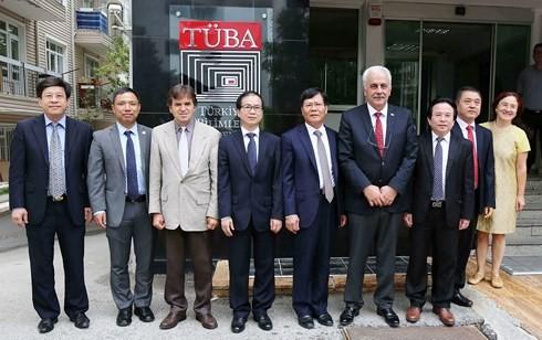越南-土耳其加强科学领域合作 - ảnh 1