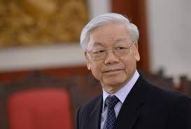 阮富仲出席中央公安党委常委会会议 - ảnh 1
