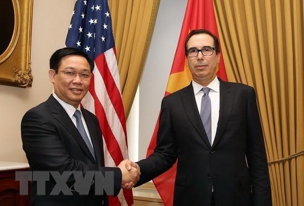 王庭惠:美国支持越南独立与繁荣 - ảnh 2