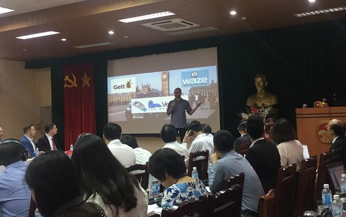 越南国内外创业者对接论坛在胡志明市举行 - ảnh 1