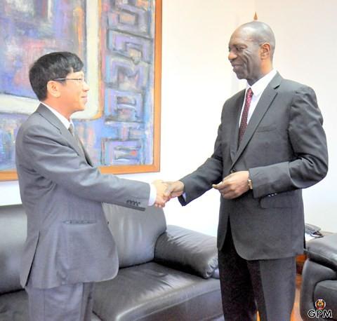 莫桑比克欢迎越南企业前来投资经营 - ảnh 1