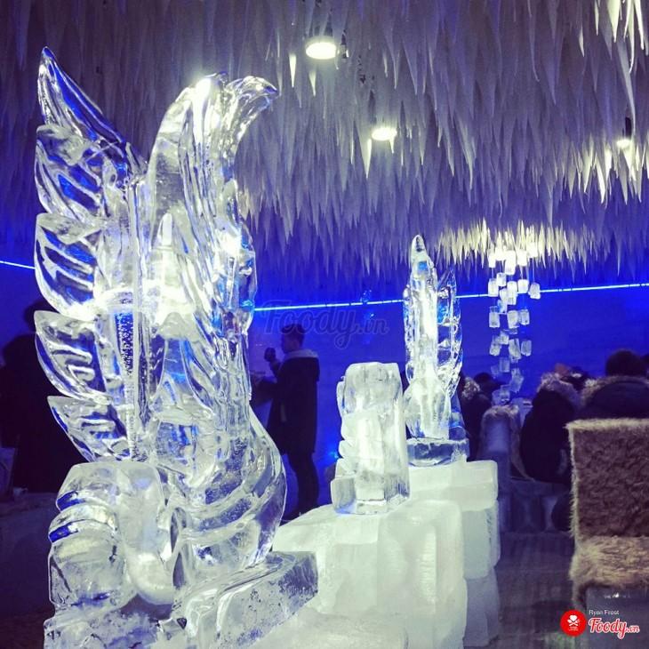 Ice Coffee——河内盛夏的北极空间  - ảnh 3