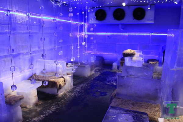 Ice Coffee——河内盛夏的北极空间  - ảnh 1
