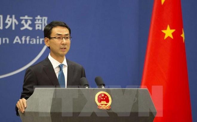 中国宣布:如果美国继续采取贸易升级行动必然会予以反制 - ảnh 1