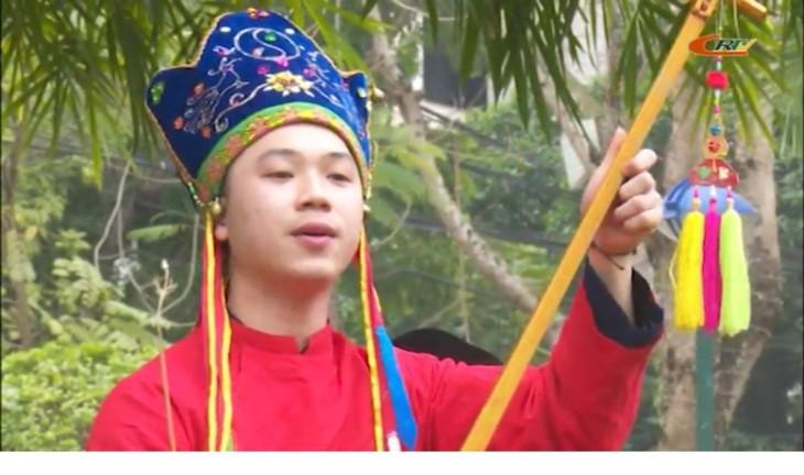 热衷于滩伦丁琴艺术的年轻小伙陈成安 - ảnh 1