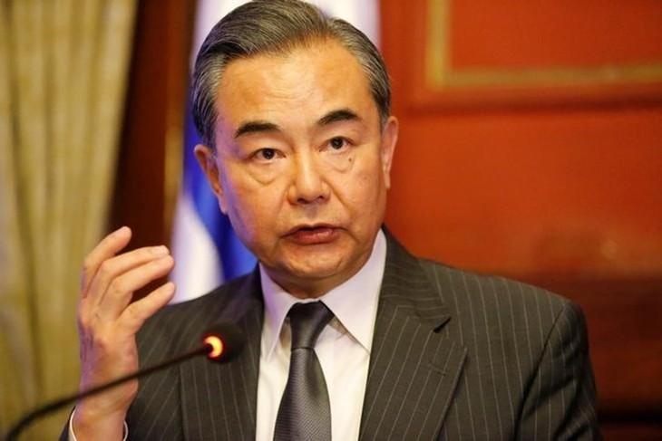 中国和新加坡同意支持多边主义和自由贸易 - ảnh 1
