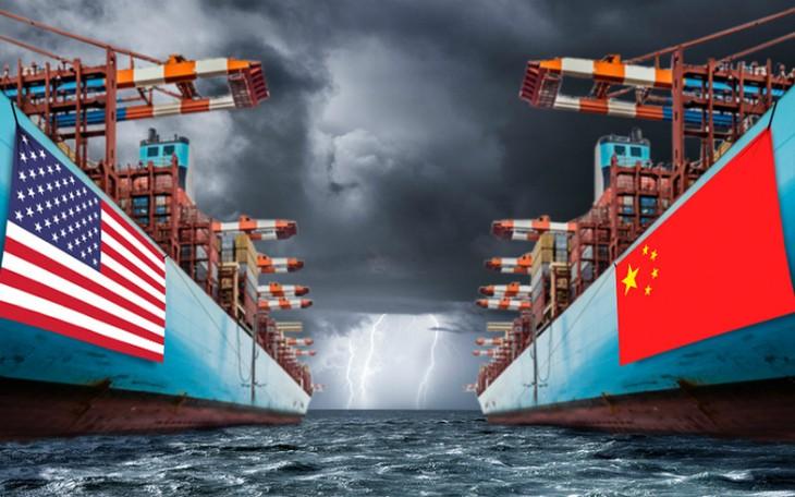 美中贸易战加剧 - ảnh 1