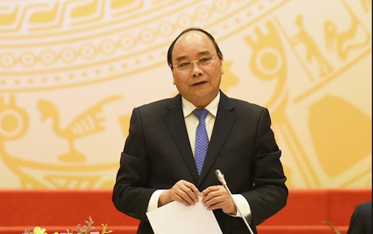阮春福批准越南银行部门2025年发展战略  2030年远景提案 - ảnh 1