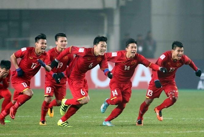 国际媒体对越南国奥队的能力予以高度评价   - ảnh 1