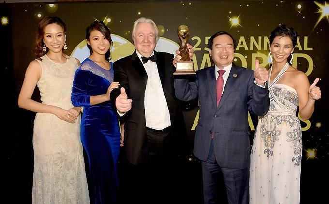 越南获得2018世界旅游大奖 - ảnh 1