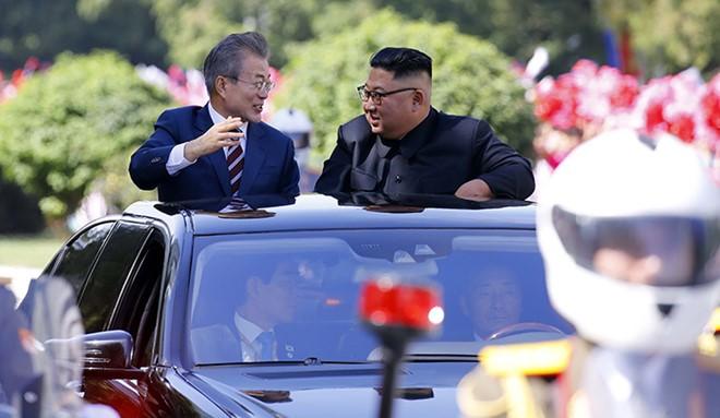 国际社会对第三次朝韩首脑会晤取得的结果表示欢迎 - ảnh 1